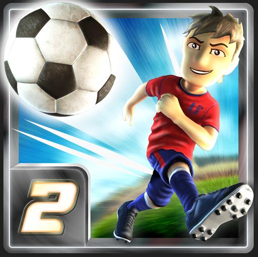 Поиграем в футбол: Striker Soccer 2