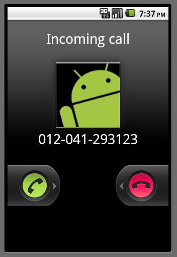 потерянный android может позвонить