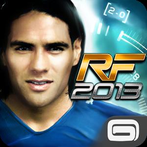 Скачать футбол на андроид — Реальный футбол 2013